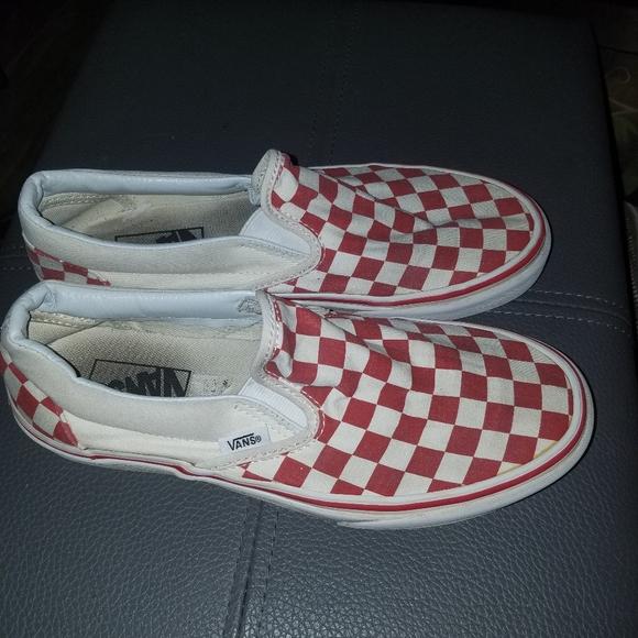 Vans Shoes | Vans Off The Wall Slip Ons